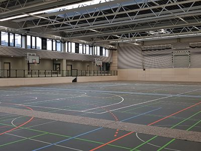 Sporthalle Bremen